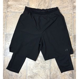 Russell Men's running pants size M